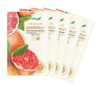 Always 21 Grapefruit Mask