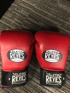 Cleto Reyes 16oz boxing gloves