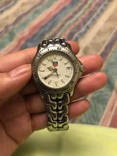 Tag heuer link 200m watch (authentic, used)