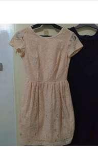 H&M Premium Lace Dress