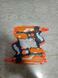 2x Nerf firestrike