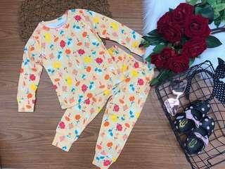 Pyjamas for girl size 2-7