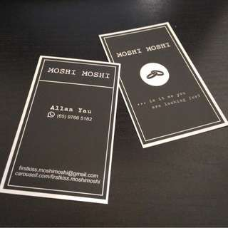 Cheap Name Cards Printing