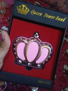 Queen Power Bank