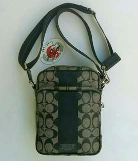 Coach Monogram Sling Bag
