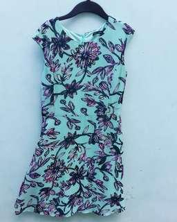 For Me floral dress