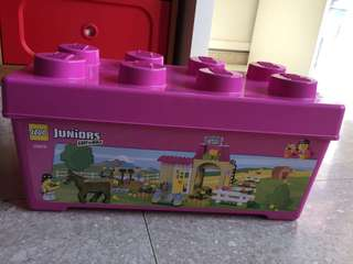 Lego Junior Easy to Build 10674