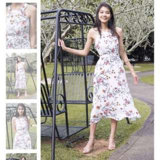 3inute floral dress