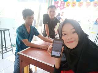 Oppo a37 bisa credit