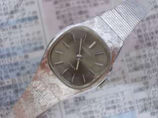 Vintage seiko manual wind lady watch