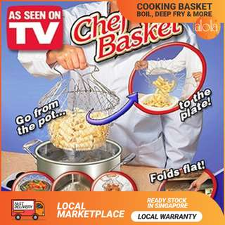 ✔FREE POSTAGE: Chef Basket