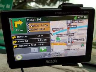 Marbella GPS