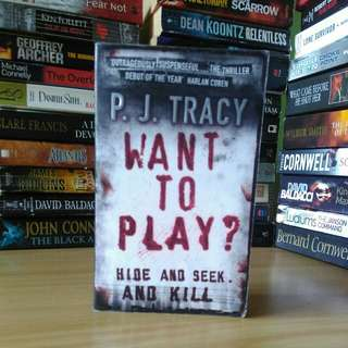 want to play? - P. J. tracy