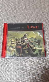 Throwing Copper Live (1994 CD)