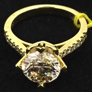 2.15 CT Diamond Ring