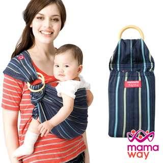 MaMaWay媽媽餵育兒揹巾(海洋拉那)