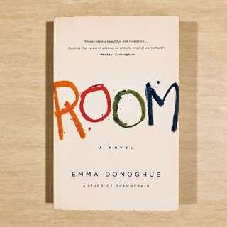 Room - A Novel by Emma Donoghue