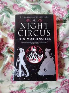 Erin Morgenstern - The Nught Circus