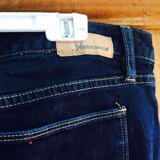Jeanswest Sz 20 Denim Jeans