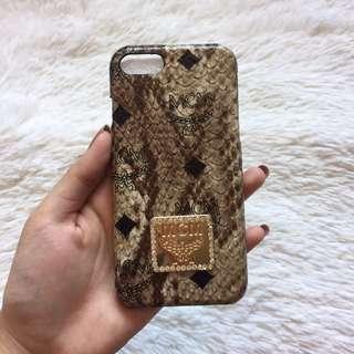 Iphone 7 8 MCM Luxury Case