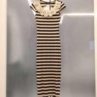 $200/2 japan maxi dress