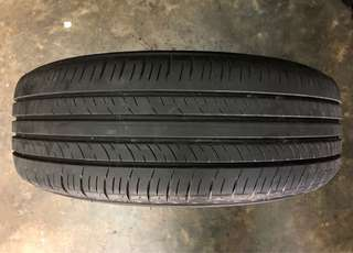 215/60R17 Used Tyre