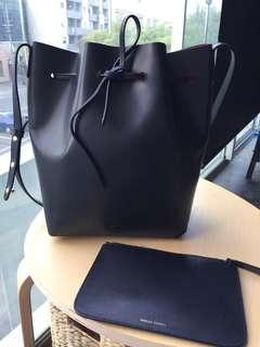 Authentic Large Mansur Gavriel Bag