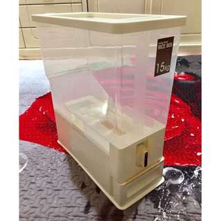 (Ready Stock) Japanese Rice Dispenser 15Kg #midmay75