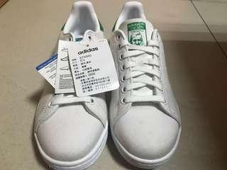 二手 未落地 愛迪達 stansmith 白鞋 小白鞋 s75560