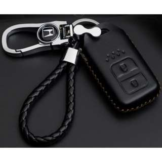 Honda Vezel / Shuttle / HRV / CRV / Jazz Leather Key Case Pouch