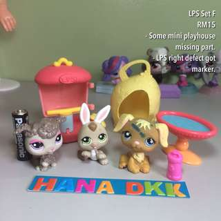 Littlest Pet Shop - Lps toys