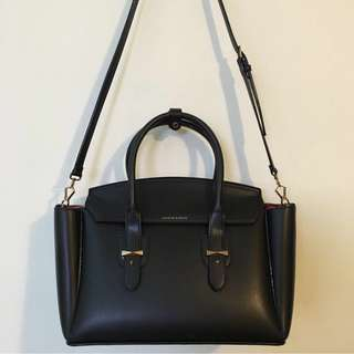 Charles & Keith Bag - Black