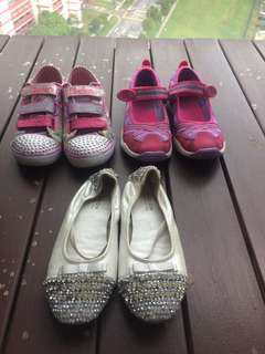 Girl Shoes sketchers Pazzion