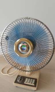 懷舊電風扇(National)