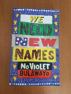 Noviolet Bulawayo We Need New Names