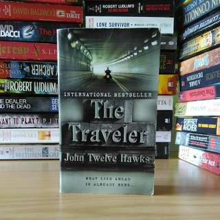 the traveler - John twelve hawks