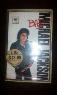 Michael Jackson Tape