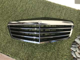 Mercedes E Class Brand New Front Grille