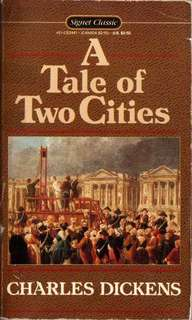 ebook a tale of two cities by charles dickens