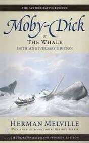 ebook moby dick / the whale by herman melville