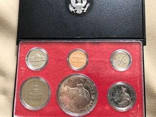 1976 USA Bi-centennial Proof Coin Set