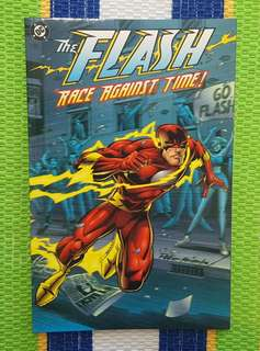 The Flash: Race Against Time! (TPB)