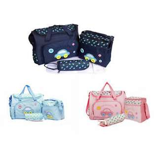 4 in 1 diaper bag