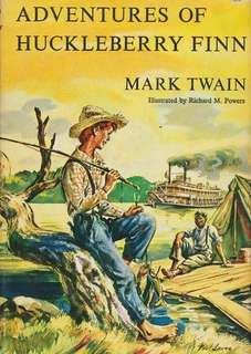 ebook adventures of huckleberry finn by mark twain