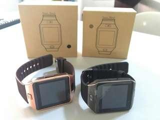 SfIncluded. Couple Smart Watch Bundle