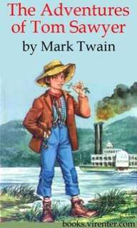 ebook the adventures of tom sawyer by mark twain