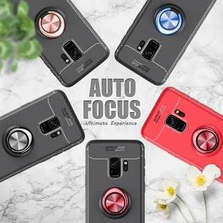 Magnetic 360 Kickstand Ring Case for Samsung / iPhone