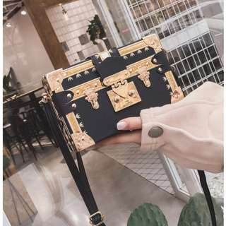 Military Style Clutch Side Cross Body Bag