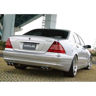 Mercedes Benz S Class W220 Wald Executive (Custom) Bodykit
