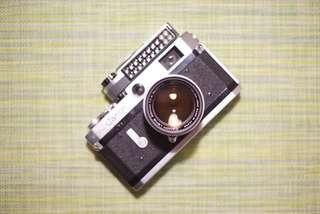 Canon P 50mm F1.4 Lens Rangefinder Film Camera